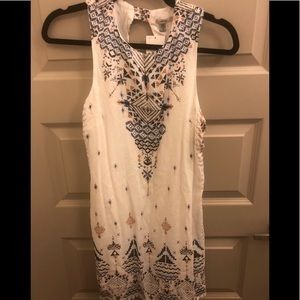 Urban outfitters Eocte mini dress! New with tags!!